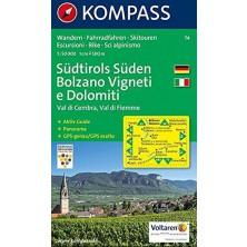 Südtirols Süd,Bolzano Vigneti e Dolomiti