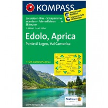 Edolo, Aprica - Kompass 94