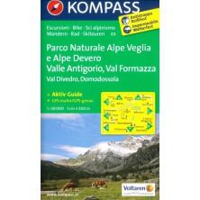 Parco Naturale Alpe Veglia - Kompass 89