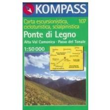 Ponte di Legno - Kompass 107