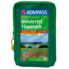 Innviertel, Hausruck - set 2 map - Kompass 201
