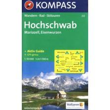 Hochschwab, Mariazell - Kompass 212