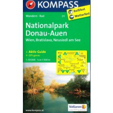 Nationalpark Donau-Auen - Kompass 211