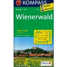 Wienerwald - Kompass 209