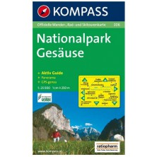 Nationalpark Gesäuse - Kompass 206