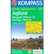 Joglland - Kompass 226