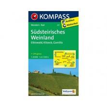 Südsteirisches Weinland - Kompass 217