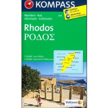 Rhodos - Kompass 248