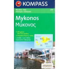 Mykonos - Kompass 249