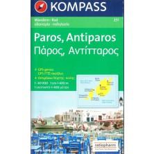 Paros, Antiparos - Kompass 251