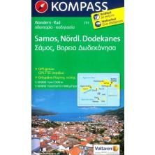 Samos, Nördlicher Dodekanes - Kompass 253