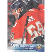 Jágr Jaromír - 2016-17 Upper Deck Canvas No.C151