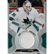 Jones Martin - 2017-18 Upper Deck Game Jerseys No.GJ-MJ