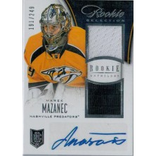 Mazanec Marek - 2013-14 Rookie Anthology No.165