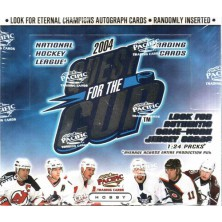 Quest for the Cup Hockey Hobby Box 2003-04