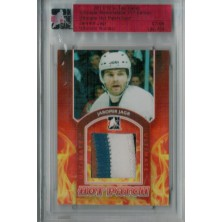 Jágr Jaromír - 2011-12 ITG Ultimate Memorabilia Hot Patches No.18