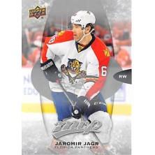 Jágr Jaromír - 2016-17 MVP Silver Script No.237