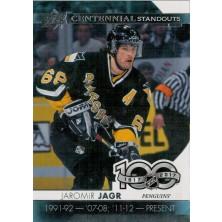 Jágr Jaromír - 2017-18 Upper Deck Centennial Standouts No.CS68
