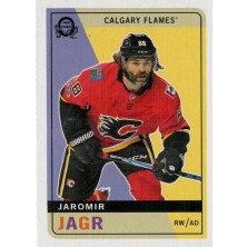 Jágr Jaromír - 2017-18 Upper Deck O-Pee-Chee Update Retro No.603