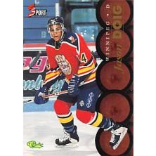 Doig Jason - 1995-96 Classic Five Sport No.154
