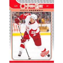 Kronwall Niklas - 2009-10 O-Pee-Chee No.214
