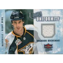 Bochenski Brandon - 2008-09 Ultra Uniformity No.UA-BO