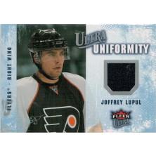 Lupul Joffrey - 2008-09 Ultra Uniformity No.UA-LU