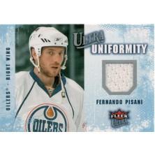 Pisani Fernando - 2008-09 Ultra Uniformity No.UA-FP