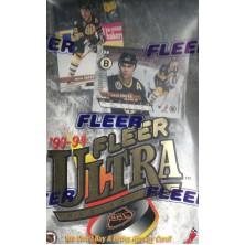 Balíček Fleer Ultra 1993-94 Series I.