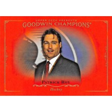 Roy Patrick - 2016-17 Goodwin Champions Royal Red No.57