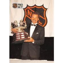 Graham Dirk - 1991-92 Pro Set No.323