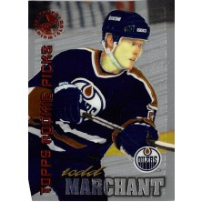 Marchant Todd - 1995-96 Stadium Club Members Only 50 No.49