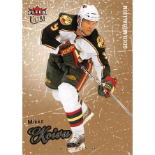 Koivu Mikko - 2008-09 Ultra Gold Medallion No.169