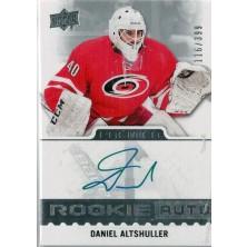 Altshuller Daniel - 2016-17 Premier No.54