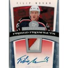 Novák Filip - 2006-07 Hot Prospects No.110