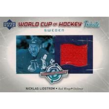 Lidstrom Nicklas - 2004-05 Upper Deck World Cup Tribute No.WC-NL