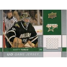 Turco Marty - 2009-10 Upper Deck Game Jerseys No.GJ-MT