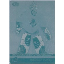 Turek Roman - 2002-03 Heads Up Printing Plate No.18