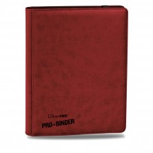 Ultra Pro PRO-BINDER Premium červená