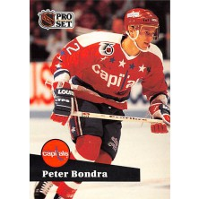 Bondra Peter - 1991-92 Pro Set No.511
