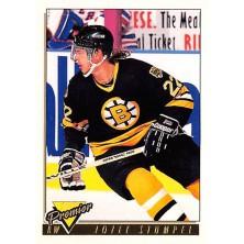 Stumpel Jozef - 1993-94 OPC Premier Gold No.416