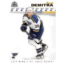 Demitra Pavol - 2001-02 Adrenaline Retail No.158