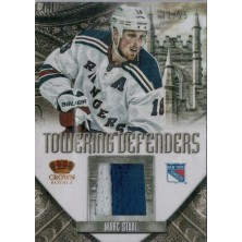 Staal Marc - 2012-13 Crown Royale Towering Defenders Materials Prime No.TD-ST