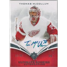 McCollum Thomas - 2010-11 Ultimate Collection No.143