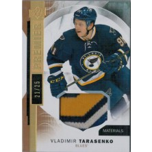 Tarasenko Vladimir - 2015-16 Premier Jerseys Prime Materials No.2