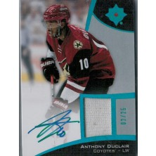 Duclair Anthony - 2015-16 Ultimate Collection Spectrum Gold No.3