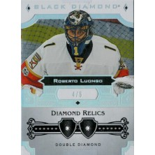Luongo Roberto - 2017-18 Black Diamond Diamond Relics No.BDB-RL