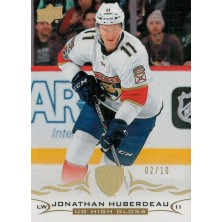Huberdeau Jonathan - 2018-19 Upper Deck High Gloss No.77