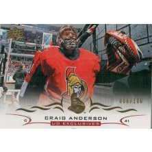 Anderson Craig - 2018-19 Upper Deck Exclusives No.129