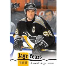 Jágr Jaromír - 2018-19 Upper Deck Jagr Years No.JJ9